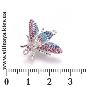 ML-link-fly-20-rhodium-turquise-ruby