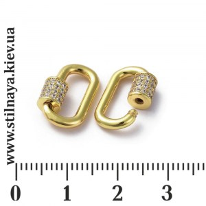 Milano-oval-clasp-gold-10x15mm