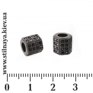 Milano_gexagone-tube-beads-8x8mm-gm